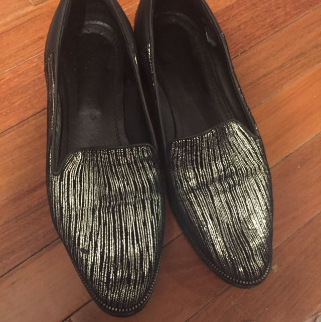 THE KOOPLES LEATHER SHOES Originally 350$
