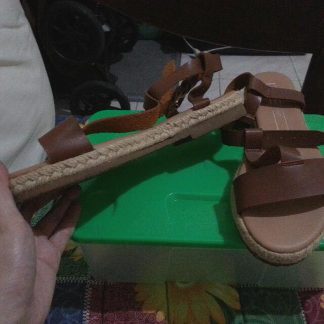 The RAMP Sandals