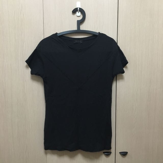 黑色短袖T-shirt