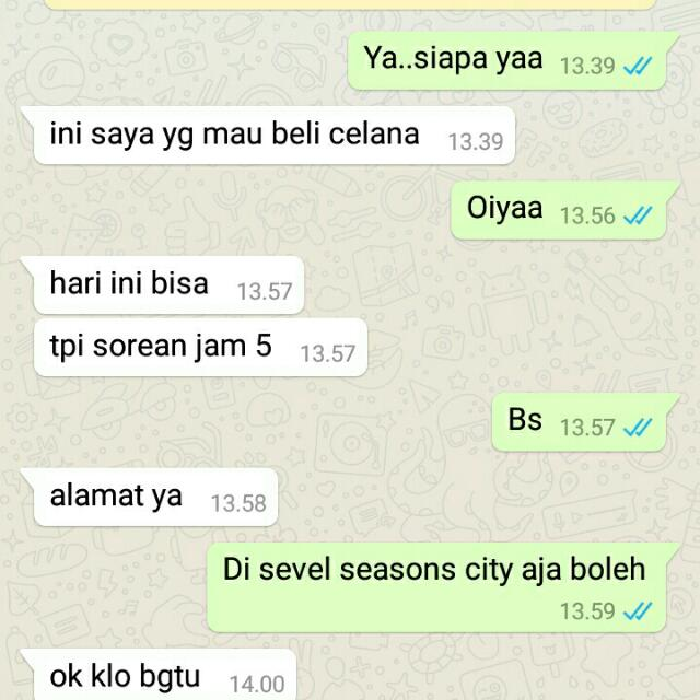 We Are Trusted Seller 😊 Testimonial COD
