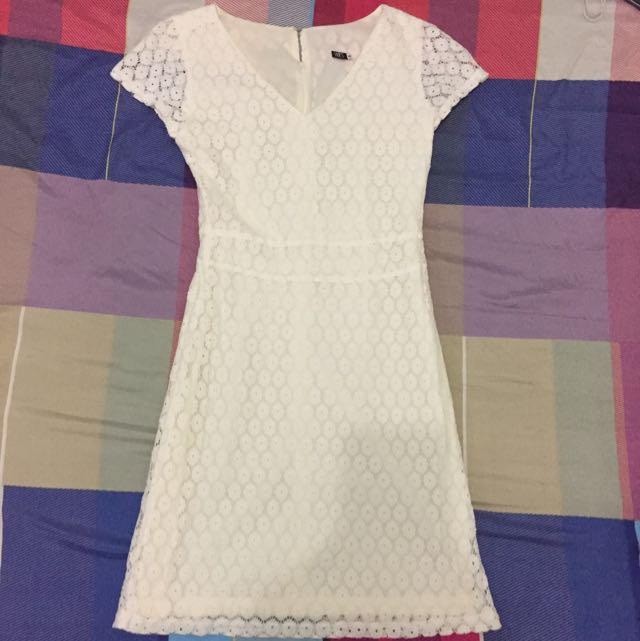 SALE!! White Dress