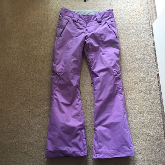 Womens DC Snow Pants