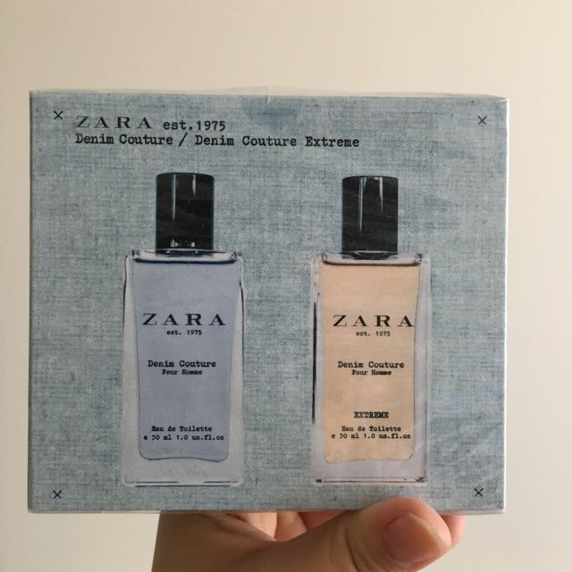 Zara Men's Cologne
