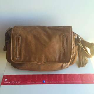 Rebecca Minkoff 100% Real leather Messenger Bag