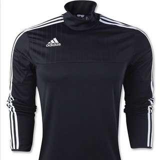 ADIDAS Black Tiro 15 Training Sweater