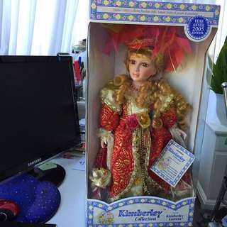 Special Edition Kimberly Collection Doll