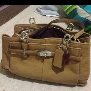 Coach手提包
