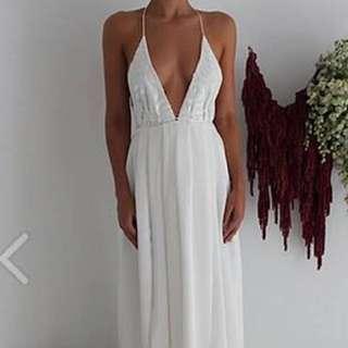 Natalie Rolt Dress