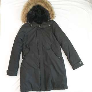 Authentic TNA/Aritzia parka