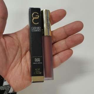 Gerard Cosmetics Hydra Matte Lipstick In Boss Lady