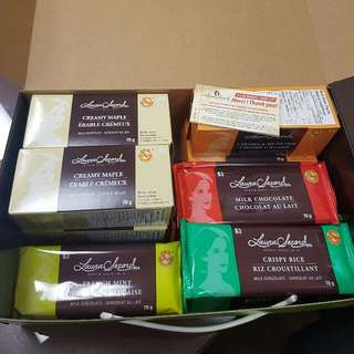 Laura Secord Chocolates And Vouchers