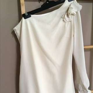 Cooper St One Shoulder Dress Size 8