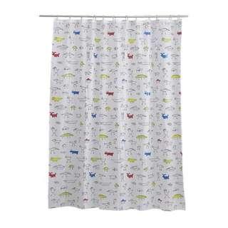 BNWT IKEA IGGE Shower Curtain