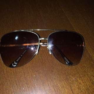 ALDO Sunnies (brown)