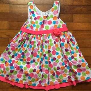 Zara Girl Dress 2-3 Years Ild