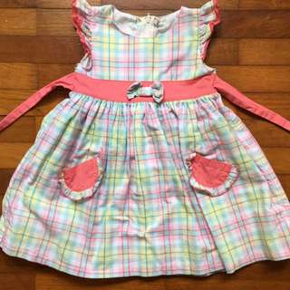 Sweet Dress 3-4 Years Old