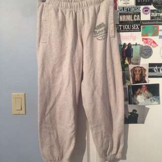 capri roots sweatpants