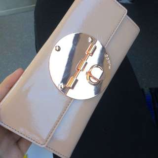 MIMCO Large Turnlock Wallet Replica