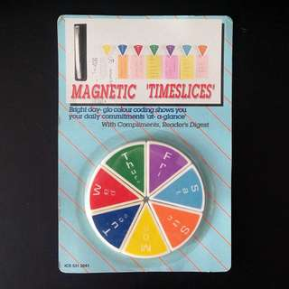 🚚 Magnetic Timeslices