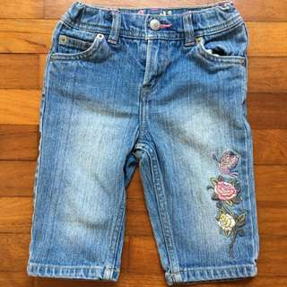 Authentic Levi's Jeans For Girl