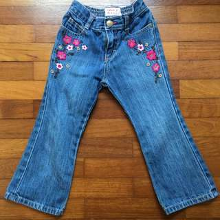 Oshkosh Girl Jeans 3T