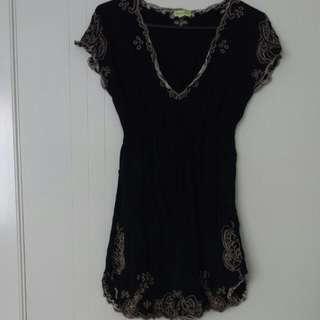 Black Summer/Beach Dress