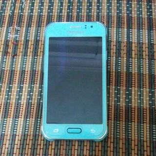 Samsung J1 Ace Blue