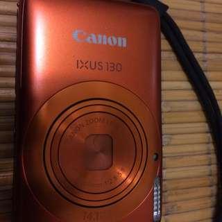 Canon IXUS 130 數位相機