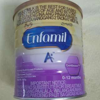 Enfamil A+ Gentleast 900g 0-12mos Buy1 Take1
