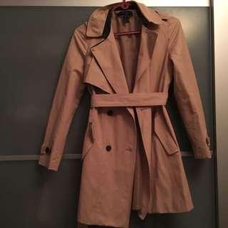 F21 Trench Coat