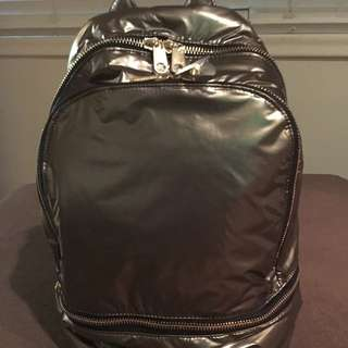 Cynthia Rowley Gold Backpack