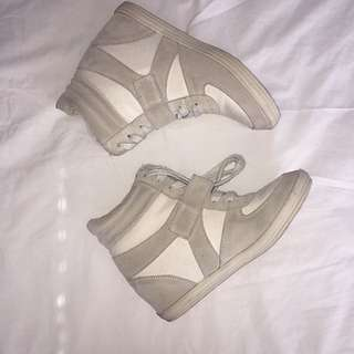 High Top Wedges