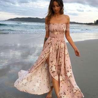 Auguste The label Boho Summer Dress