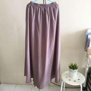 Zawara Purple Skirt