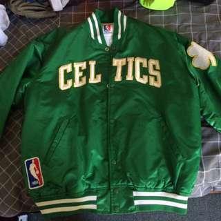 Vintage Boston Celtics Jacket