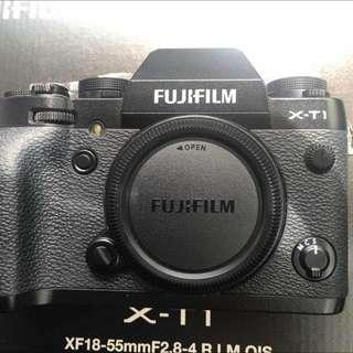 Fuji Xt1 Body