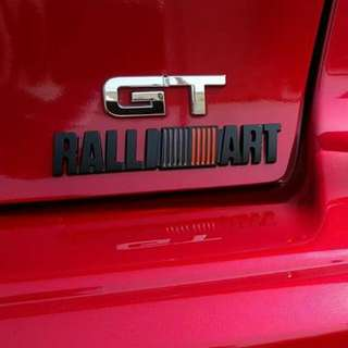 RALLIART Emblem