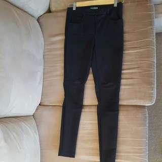 KOOKAI Black Rider Pants Sz 36