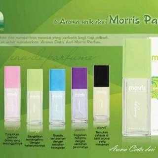 Parfum Morris original