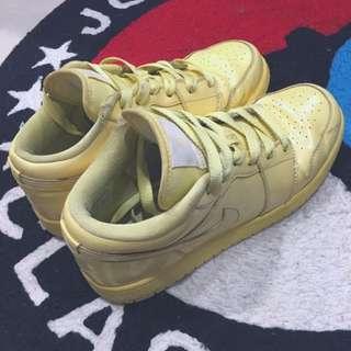 二手 喬丹Jordan 1代 女鞋