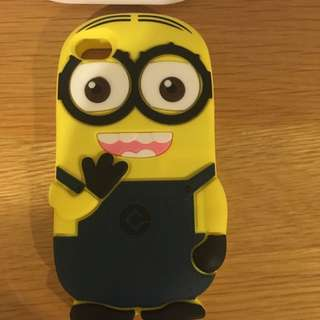 iPhone4S Minion Phone Case