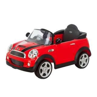 👶🏻 Mini Cooper S 玩具車 👦🏻