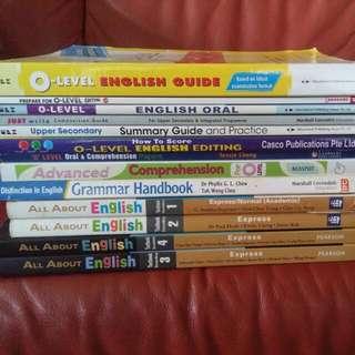 English. Books