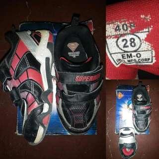 Superman Rubber shoes