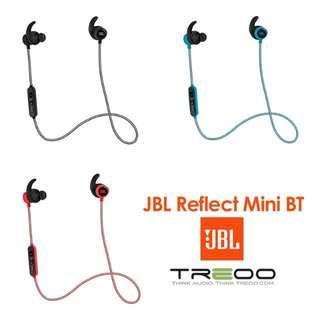 JBL Reflect Mini BT Wireless Bluetooth Earphones w/ Microphone (CNY 2018 Sales!)