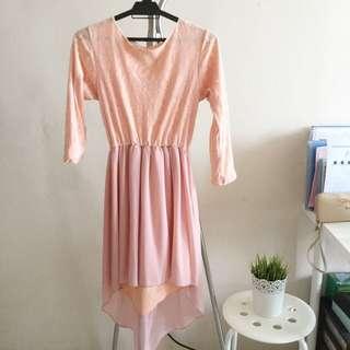 POPLOOK Fishtail Dress