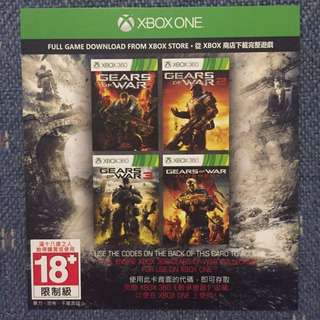 Gears Of War 1-3, Gears Of War Judgment