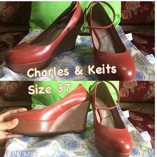 Sepatu Wanita Charles And Keith