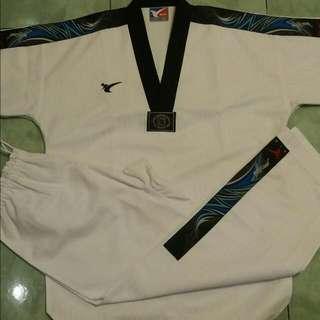 Kix Taekwondo Uniform/Dobuk