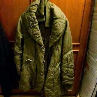 Army Coat Medium To Large
